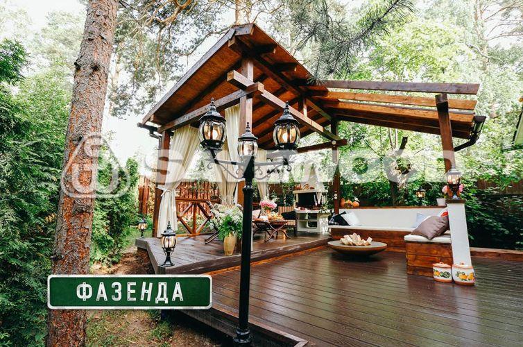 Фазенда. Терраса частного дома (2016 год)