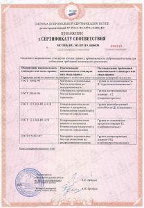 сертификат пожарной безопасности SAVEWOOD